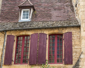 French Shutters and Windows