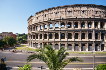 The Colosseum, Rome - Italy