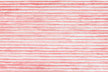Watercolor striped background..
