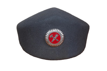 railway worker cap