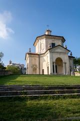 Fourteenth chapel at Sacro Monte, Varese