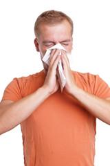 Schnupfen, Erkältung, Krankheit