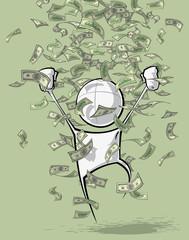 Simple People - Money Rain