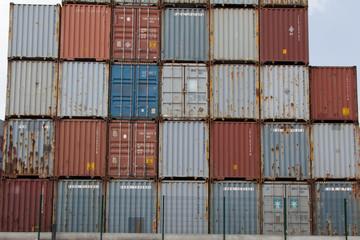 Étage de container