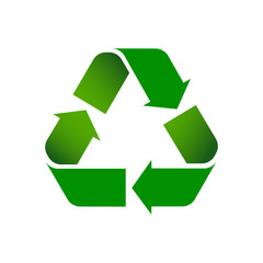 Recycle Symbol Colored