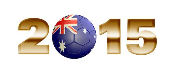 Australia Soccer 2015