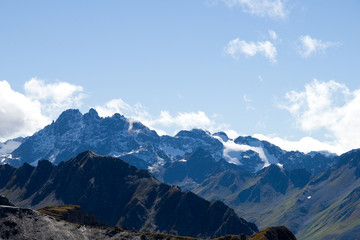 Fluchthorn und Jamtalferner - Silvretta - Alpen