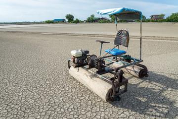 dry soil pattern texture global warming