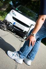 verletzt nach fahrradunfall