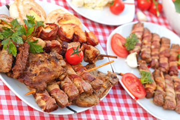 Specialty grilled - grilled meat