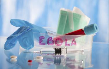 laboratoire de microbiologie - Analyse et recherche sur Ebola