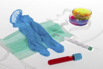 laboratoire de microbiologie - Analyse et recherche