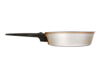 Large metal frying pan