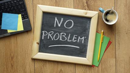 No problem written