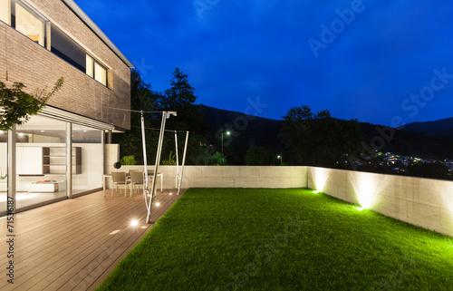 Architecture modern design, house, outdoor - 71536187