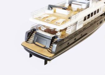 scale model yachts