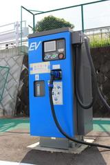 電気自動車の充電器2