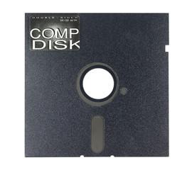 Old diskette 5.25''