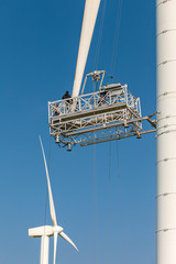 Maintenance of a wind turbine