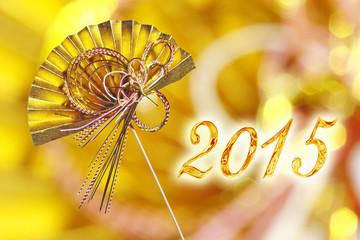 2015 japanese greeting card