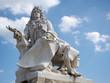 Statue de Le Nôtre, Parc du Château de Chantilly