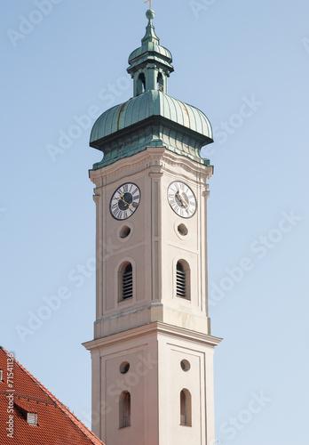 canvas print picture Heilig Geist München