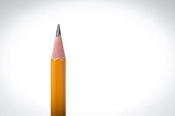 Vignette Pencil Head Closeup