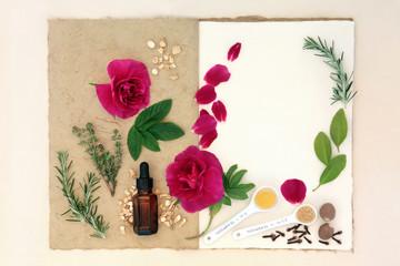 Love Potion Ingredients