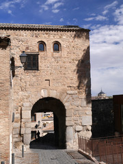 Puerta de Valmardón, Toledo, España