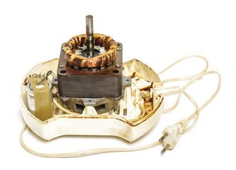 Old juicer motor repair