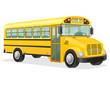 school bus vector illustration - 71545199