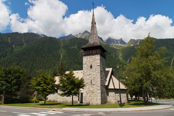 Church of Chamonix