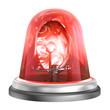 Emergency Light , isolated