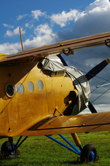 sporting biplane aircraft 4