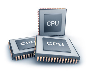 Set of microprocessors