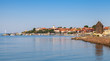 Panoramic view of ancient town Nessebar, Bulgaria - 71546594