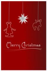 Weihnachten, Merry Christmas