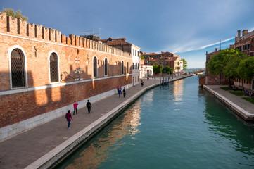 venezia l'arsenale 7624