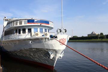 The retro cruise ship