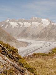 Bettmeralp, Dorf, Alpen, Walli, Gletscher, Berghütte, Schweiz
