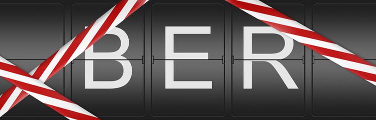 BER Barrier Tape