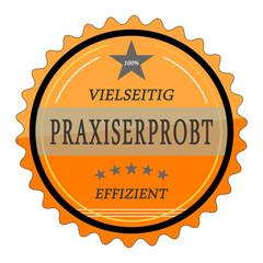 ql61 QualityLabel - Vielseitig Praxiserprobt Efiz. orange g2038