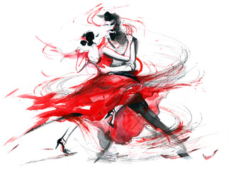 tango © okalinichenko