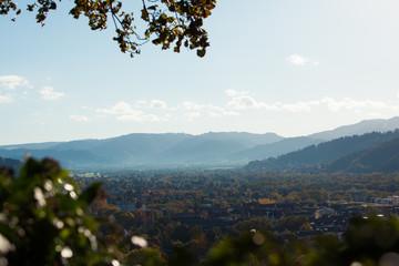 Freiburg im Herbst