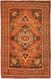 Antique Red Persian Carpet
