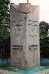 fontaine de la ville de Gurk (Autriche)