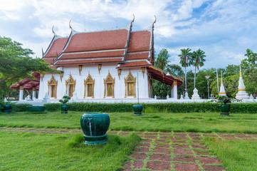 Amphawa temple