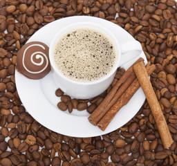 kahve güzeli