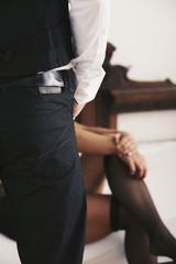 Man Seduces a Woman