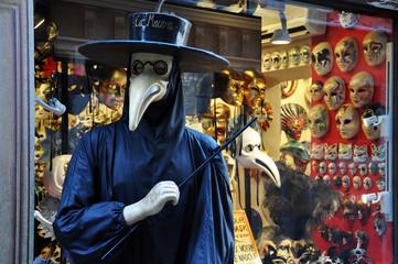 Masken im Karneval